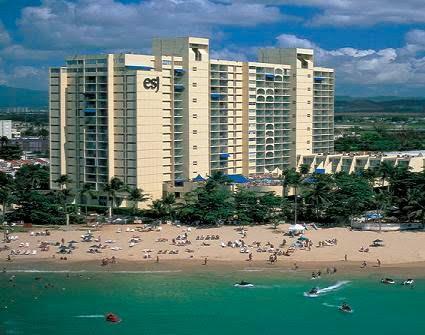 ESJ Towers Hotel Amenities Condos - GoToPr. net - Image 1 - Isla Verde - rentals