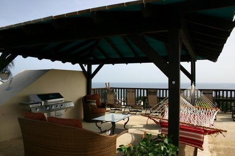 Rooftop terrace - Boarding House-Sleeps 2 to 18-Affordable Comfort - Rincon - rentals