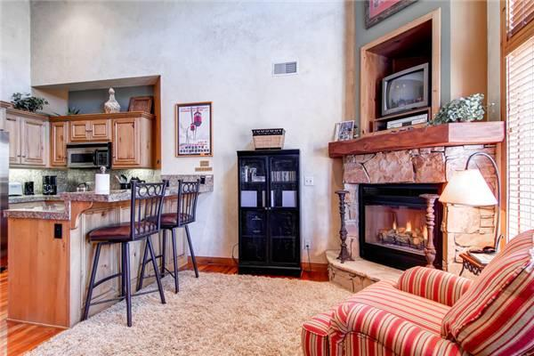 LIFT LODGE 303:  SKI IN/SKI OUT - Image 1 - Park City - rentals
