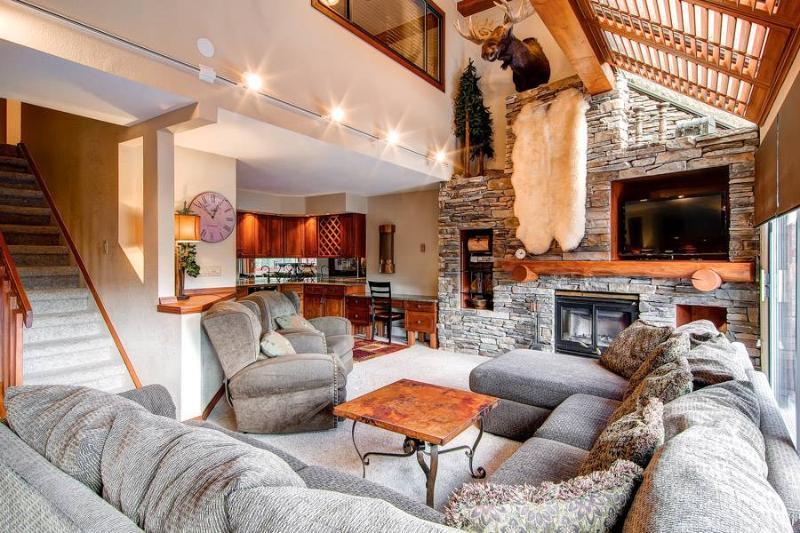 Black Diamond Penthouse - Ski-In/Ski-Out - Image 1 - Breckenridge - rentals
