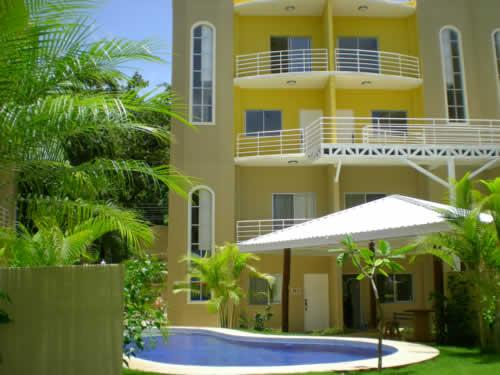 Condo Amarillo (Villa Verde II 2)(Sleeps 6) - Image 1 - Tamarindo - rentals