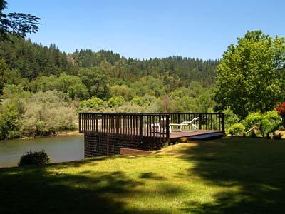 River Rose Cottage Multi Level Decks Ocean Russian River - River Rose Cottage - Guerneville - rentals