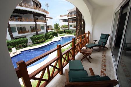 Private Pool View Terrace - Affordable Luxurious Hideaway  - Kaan 204 - Playa del Carmen - rentals