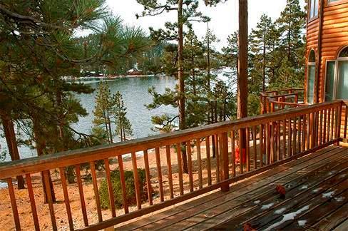 A Beary Nice Lakefront - Image 1 - Big Bear Lake - rentals