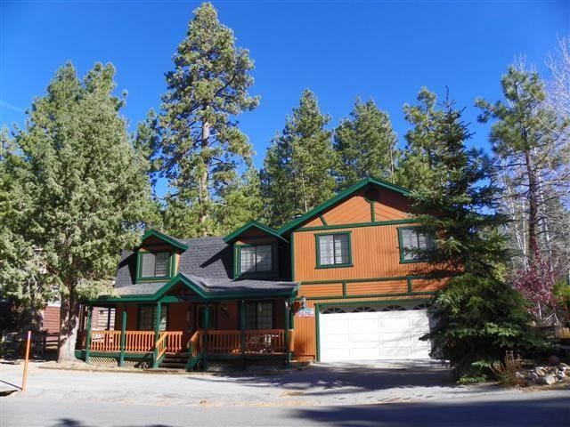 Alpine Escape - Image 1 - Big Bear Lake - rentals