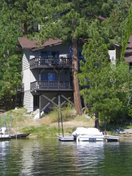 Bay Lakefront - Image 1 - Big Bear Lake - rentals