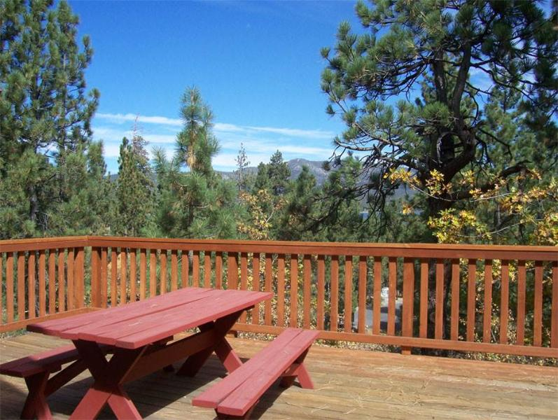 Bear Lake Cabin - Image 1 - Big Bear Lake - rentals