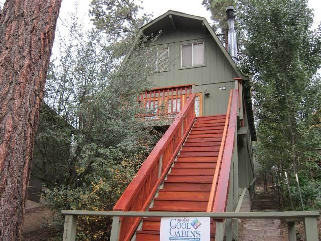 Bear's Trail - Image 1 - Big Bear City - rentals