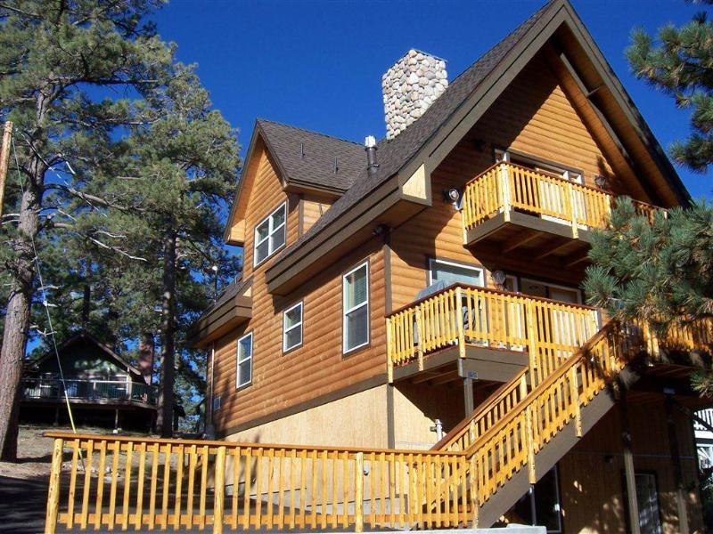 """""""Cabin Big Bear"""" by the Lake - Image 1 - Big Bear Lake - rentals"""