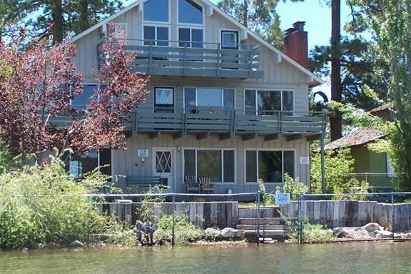 Ivy Bear Lakefront - Image 1 - Big Bear Lake - rentals