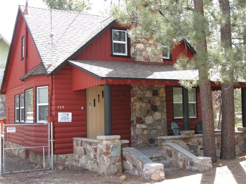 Lake Cottage - Image 1 - Big Bear Lake - rentals