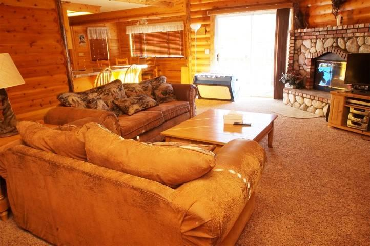 Log Haven at Bear Mountain - Image 1 - Big Bear Lake - rentals