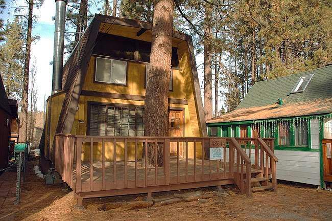 Prescott's Place - Image 1 - Big Bear Lake - rentals