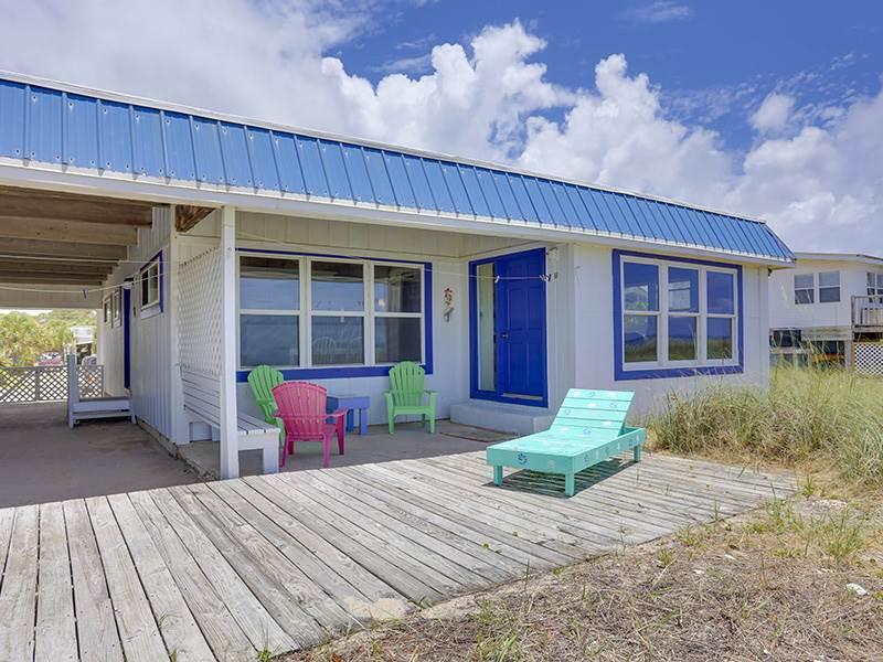 Beachy Keen - Image 1 - Saint George Island - rentals