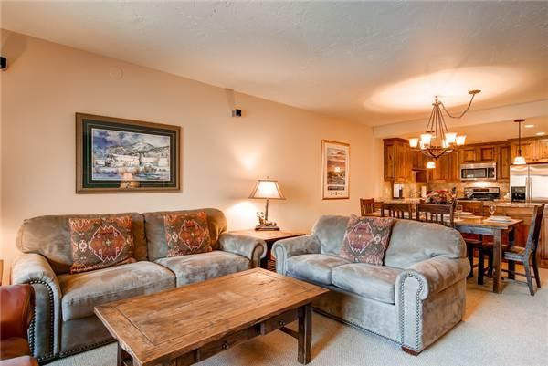 PARK STATION 130 (2 BR) Near Town Lift! - Image 1 - Park City - rentals