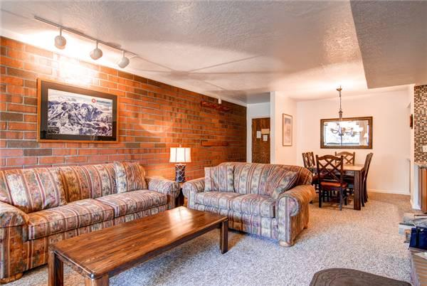 PARK STATION 144 (2 BR) Near Town Lift! - Image 1 - Park City - rentals