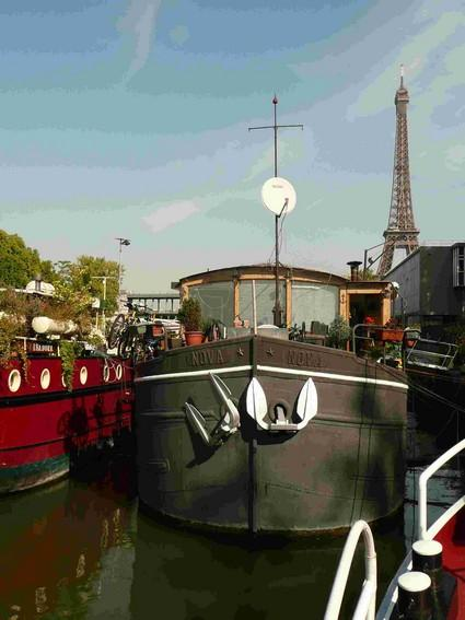 Live on the Seine, steps from Eiffel Tower #299 - Image 1 - Paris - rentals