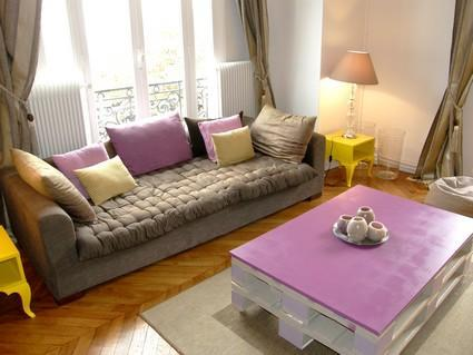 Perfect Montmartre-2BR-4 people-Custine - Image 1 - Paris - rentals