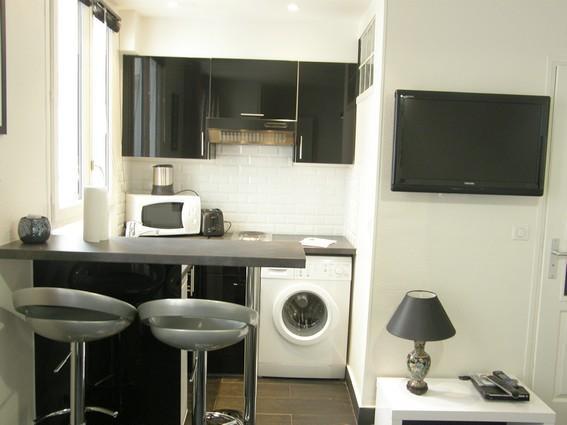 Great Condo Marais 1 BR Rue des Rosiers - apt #302 - Image 1 - Paris - rentals