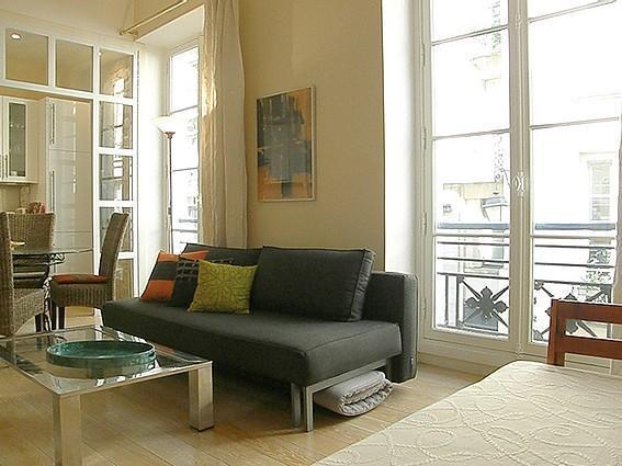 Marais 870€/W- Book it----Bretonnerie- apt #43 - Image 1 - Paris - rentals