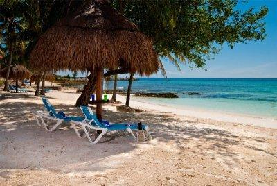 Chac Hal Al beach - Ocean and beach views Casa Linda Vista - - Puerto Aventuras - rentals