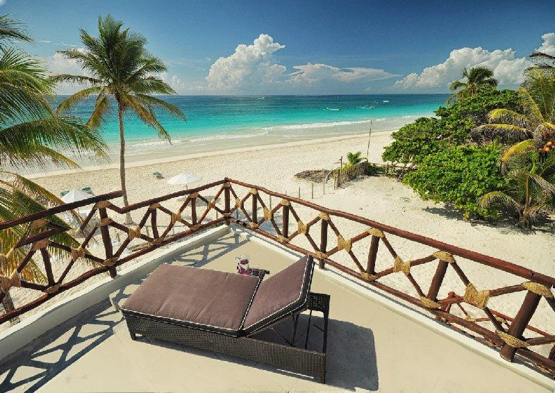 Villa Terrace - Hacienda Paraiso - Tulum  Riviera Maya - Tulum - rentals