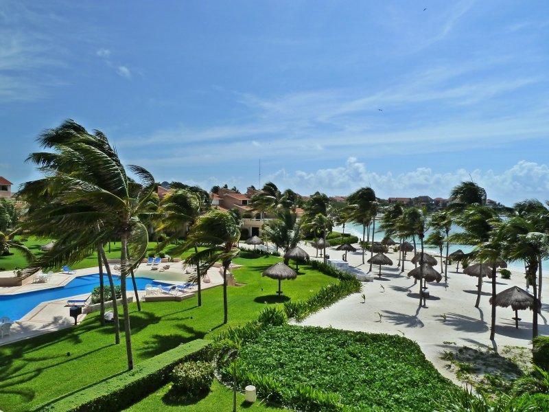Villas del Mar 1 - Pool beach - Villas del Mar E-403 Villa Maravilla - Puerto Aventuras - rentals