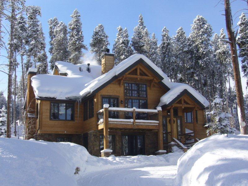 Chalet Chloe Breckenridge - Chalet Chloe, 6 bedroom luxury home, Peak 8 Home - Breckenridge - rentals