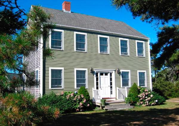 Comfortable House with 3 BR & 4 BA in Nantucket (9557) - Image 1 - Nantucket - rentals