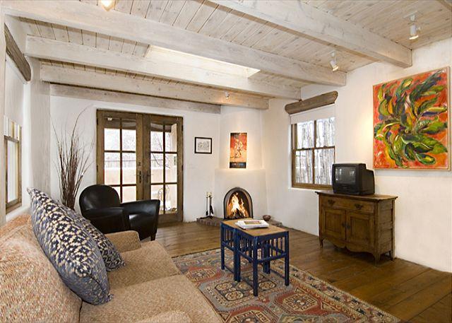 Old Santa Fe Charm Guest House - Image 1 - Santa Fe - rentals