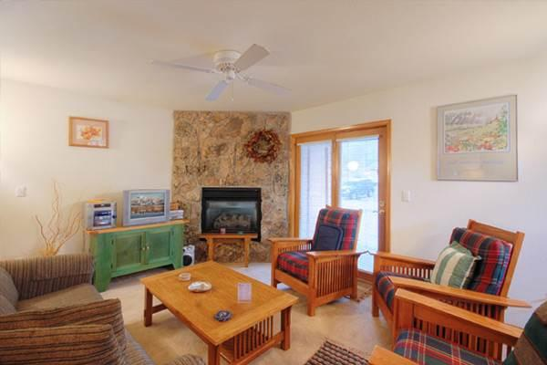 The Pines Condominiums - P106D - Image 1 - Steamboat Springs - rentals