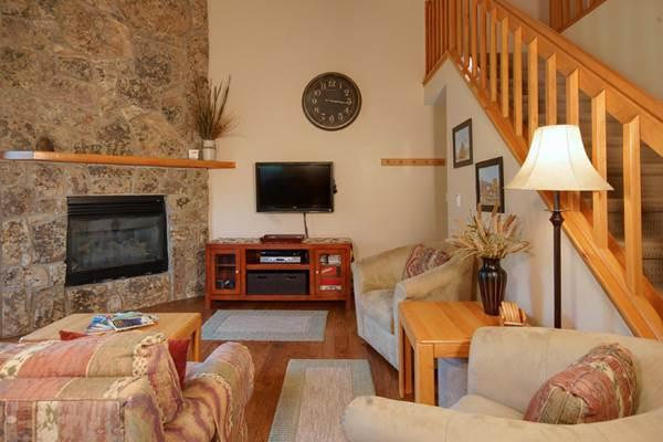 The Pines Condominiums - P201D - Image 1 - Steamboat Springs - rentals