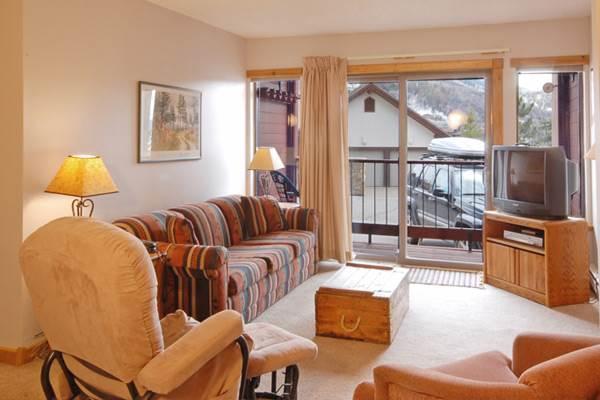 RidgeCrest Condominiums - R104A - Image 1 - Steamboat Springs - rentals