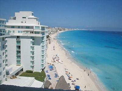 YOUR BILLION $$$ VIEWS FROM BOTH YOUR 1 BDRM PENTHOUSE & YOUR STUDIO PENTHOUSE!! - $60-$119: BILLION $ VIEWS! 2 PENTHOUSES!  BALCONY! - Cancun - rentals