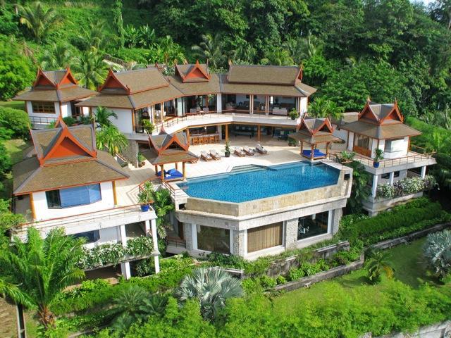 Villa Rak Tawan - Mega Panoramic Ocean View Phuket - Image 1 - Phuket - rentals