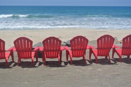 Beach Vacation Rental, Private Beach - Classic  Beach Cottage on Sand w/ Private Beach - Oceanside - rentals