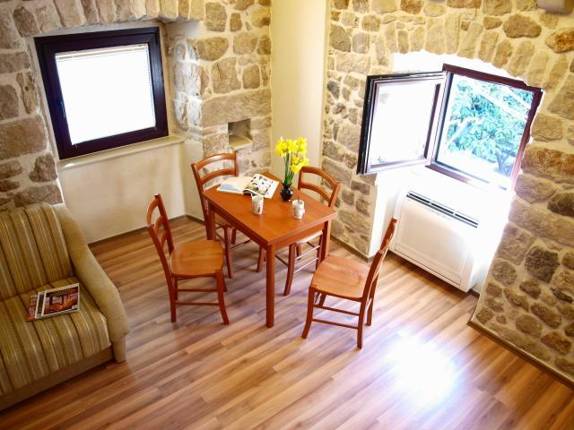 Divine III offers a charming & character place  with exposed wooden beams and exposed stone walls - Divine III - Charming and Quiet Loft in Old Town! - Dubrovnik - rentals