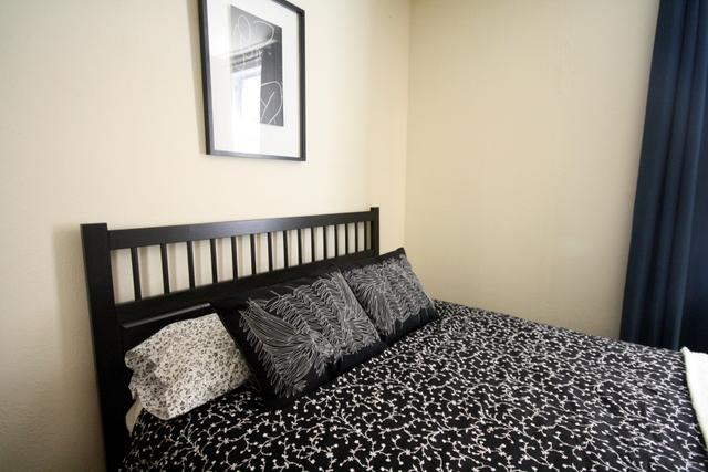 Bedroom 1 - Haight - Buena Vista Park Garden - San Francisco - rentals