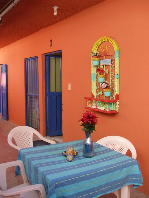 Patio Unit 4 - Casa Republica - Affordable, Clean, Great location - La Paz - rentals