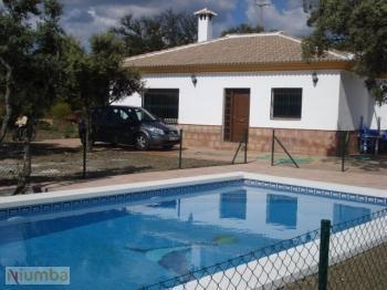 Villa and Swimming Pool - Villa Pino, Comares - Comares - rentals
