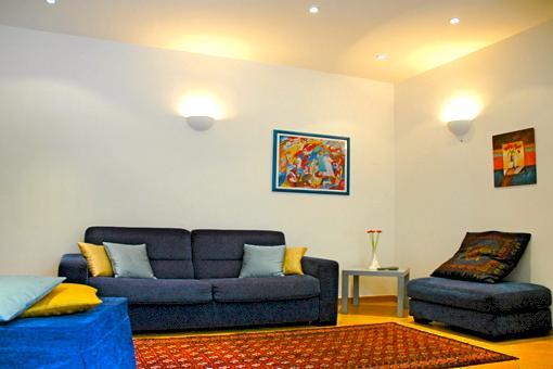 Great location, Luxury Apartment Coliseum. WIFI - Image 1 - Rome - rentals