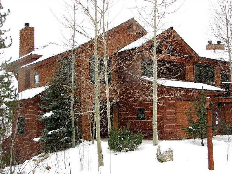 Moose Creek 4 - Image 1 - Teton Village - rentals