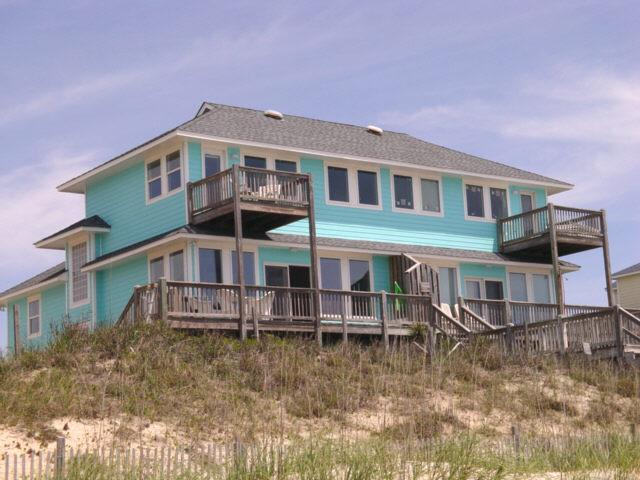 Exterior - Crystal Charm West - Emerald Isle - rentals