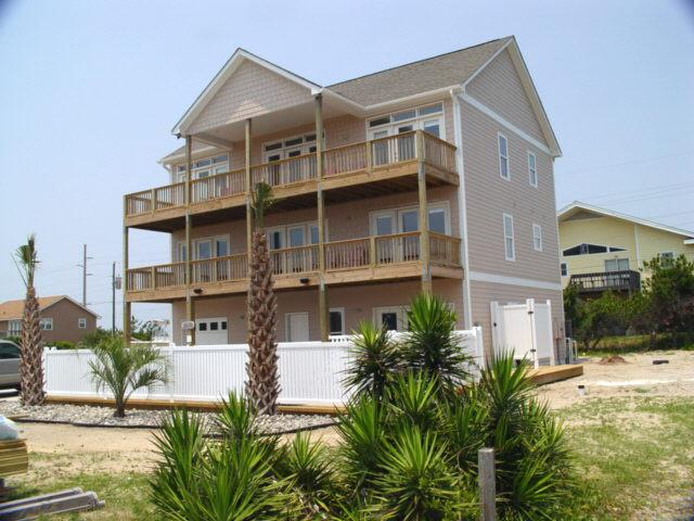 Exterior - R&R - Emerald Isle - rentals