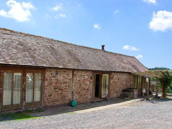 GARDEN BARN, pet friendly, character holiday cottage, with a garden in Billingsley, Ref 1983 - Image 1 - Billingsley - rentals