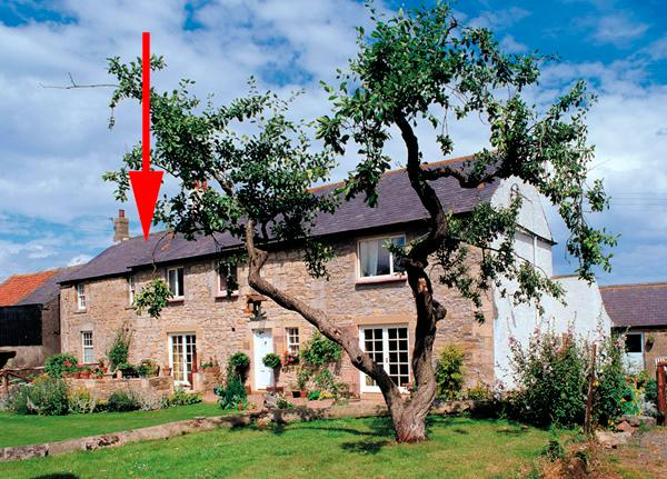 ROCK MILL COTTAGE, family friendly, character holiday cottage, with a garden in Embleton, Ref 1153 - Image 1 - Embleton - rentals
