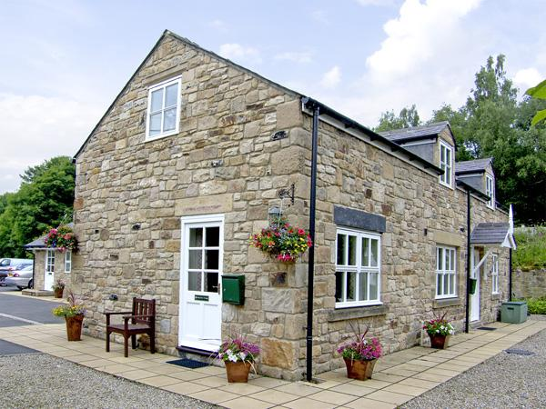 SOUTH TYNE COTTAGE, country holiday cottage, with a garden in Warden Near Hexham, Ref 1061 - Image 1 - Warden - rentals