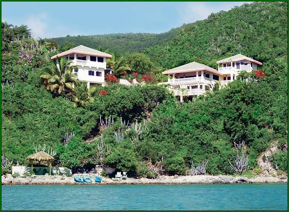 A DREAM COME TRUE ESTATE, 5 BR. OCEANFRONT villa with every luxury for your vacation in paradise! - A DREAM COME TRUE ~ Oceanfront Luxury & Privacy! - Virgin Gorda - rentals