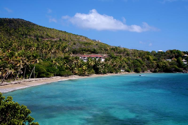 Beachfront Plantation House/ 5 Bed - Bequia - Beachfront Plantation House/ 5 Bed - Bequia - Crescent Beach - rentals