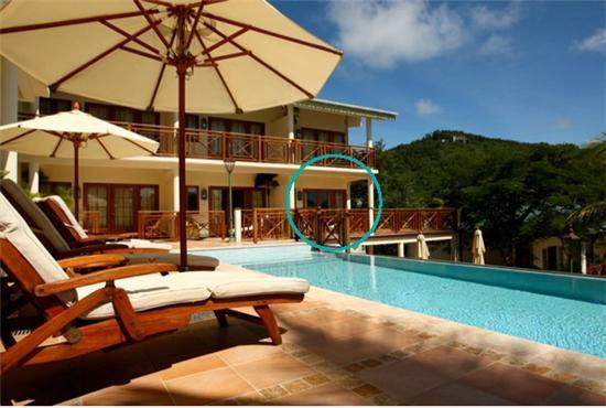 Bequia Beach Hotel - Garden View Room - Bequia - Bequia Beach Hotel - Garden View Room - Bequia - Friendship Bay - rentals